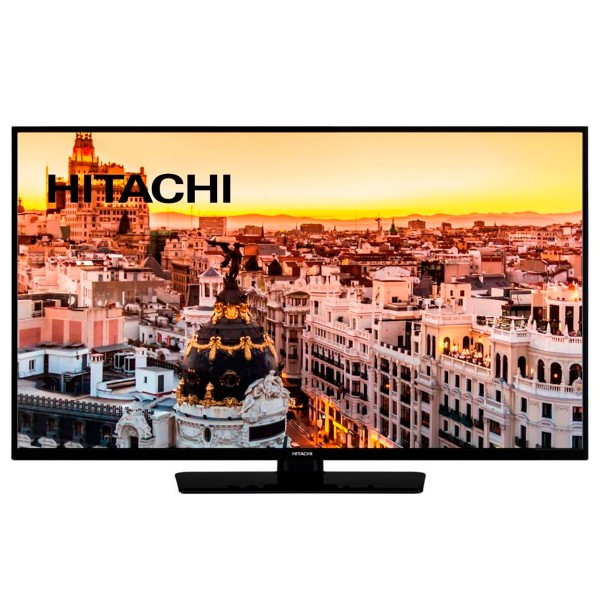 Hitachi 49he4000 televisor 49'' lcd led full hd 600hz smart tv wifi bluetooth hdmi usb grabador y reproductor multimedia