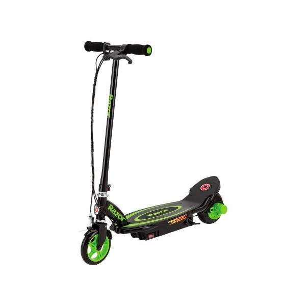 Razor power core e90 verde scooter eléctrico para niños