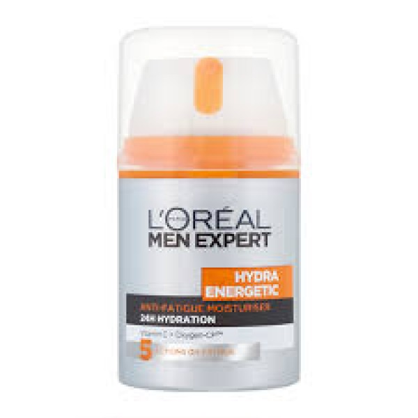 L´Oreal hydra energetic men 50ml