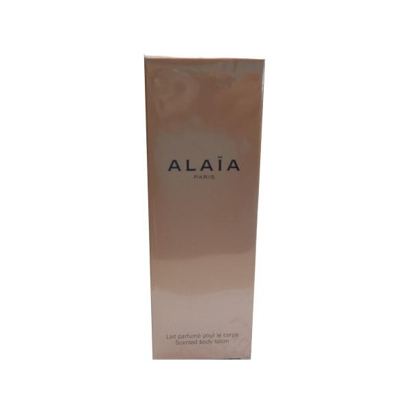 Alaia alaia paris leche corporal perfumado 200ml