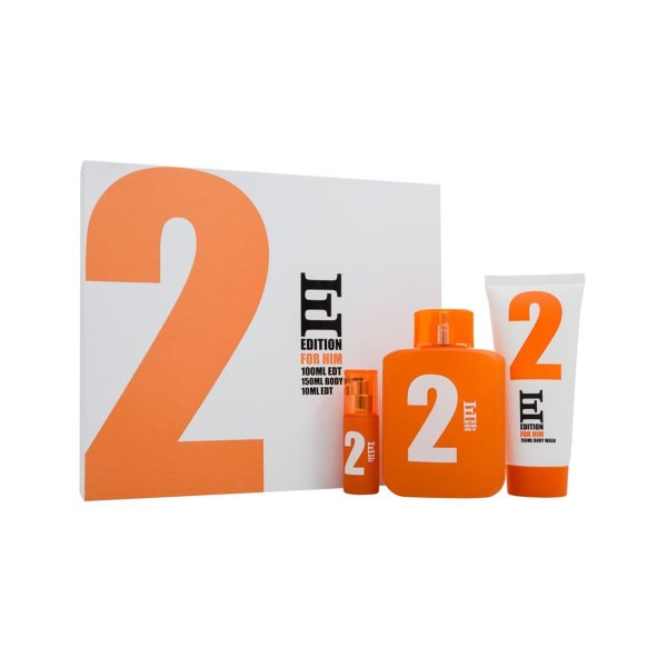 Dyal e edicion for hime 2 eau de toilette 100ml vaporizador + eau de toilette 10ml + gel de baño 150ml