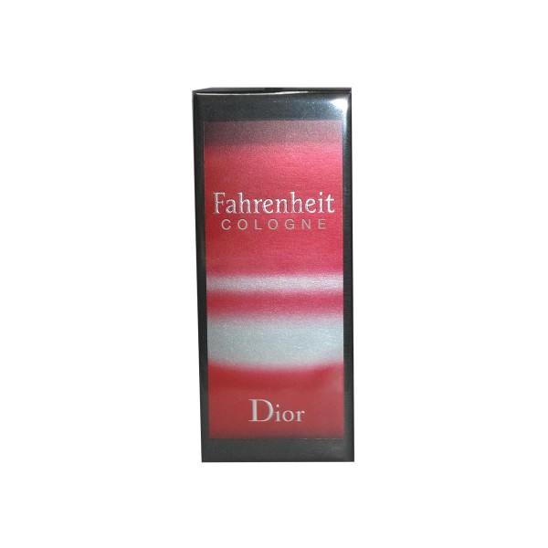 Dior fahrenheit cologne eau de cologne 125ml vaporizador