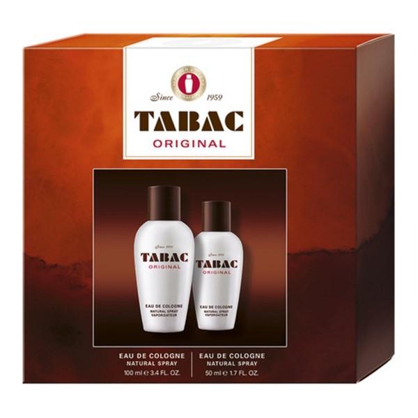 Tabac original eau de cologne 100ml vaporizador + eau de cologne 50ml vaporizador