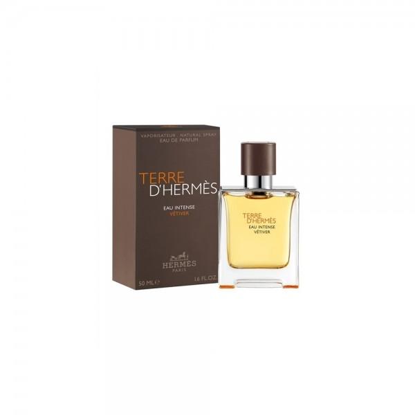 Hermes paris terre d'hermes eau intense vetiver eau de parfum 50ml vaporizador
