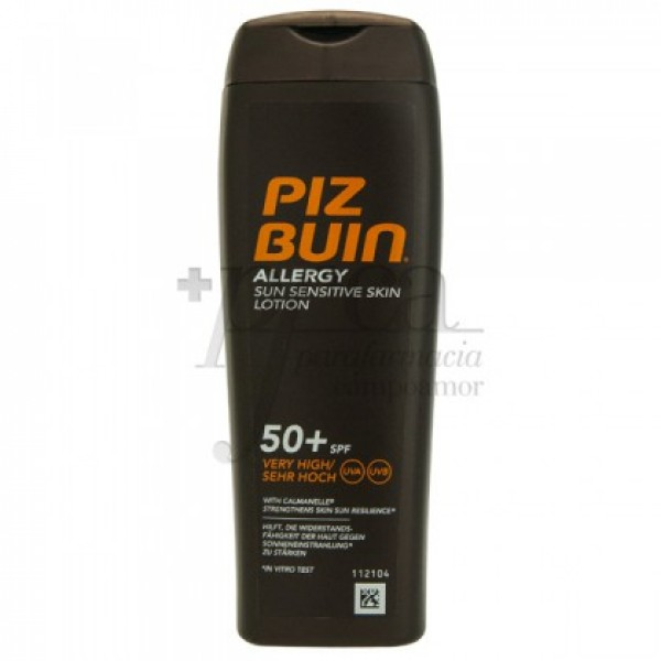 PIZ BUIN ALLERGY SPF50+ LOCION 200 ML