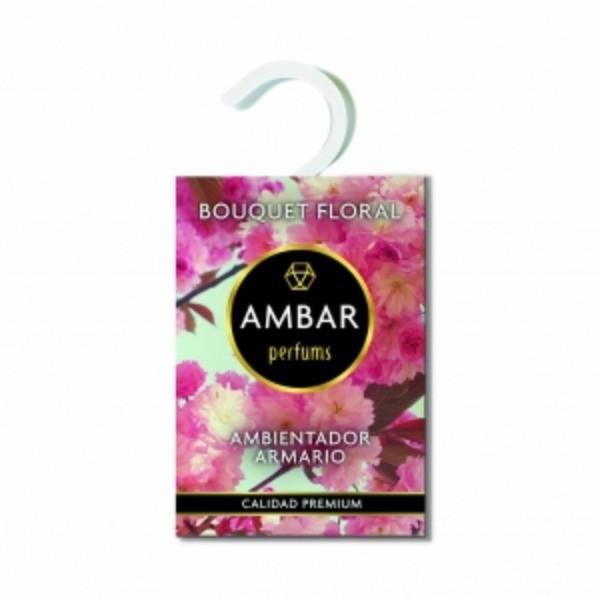 Ambar Ambientador armario Bouquet Floral
