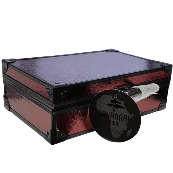 IDC Cofre Savannah Soul Kit de Maquillaje