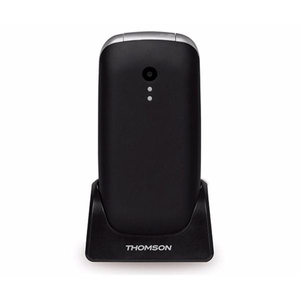Thomson serea 63 negro móvil senior plegable 2.4'' tft bluetooth cámara vga radio fm