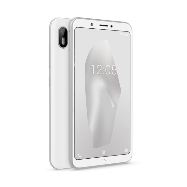 Bq aquaris c plus blanco móvil 4g 5.45'' ips hd+/8core/32gb/3gb ram/13mp/5mp